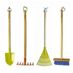 Briers Kids Wooden Handle Tools