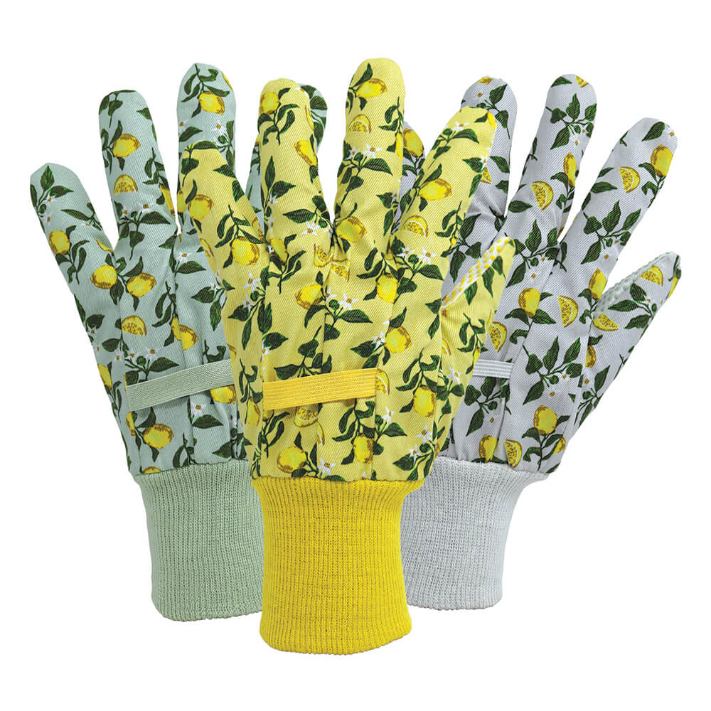 Briers Sicilian Lemon Cotton Triple Pack