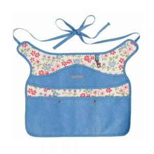 Laura Ashley Caravan Daisy Garden Tool Apron