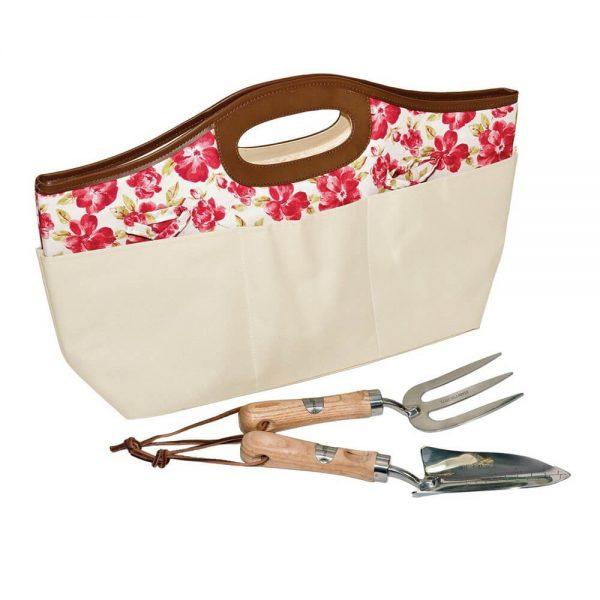 Laura Ashley Cressida Garden Tool Bag & Tools