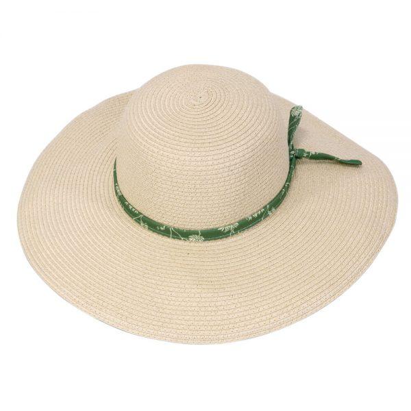Laura Ashley Kimono Olive Garden Hat