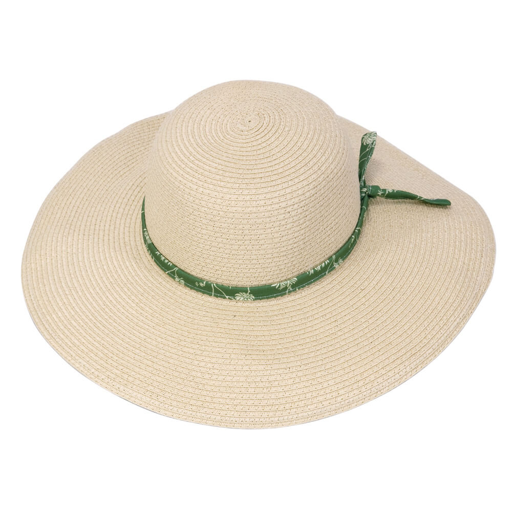 Laura Ashley Kimono Olive Garden Hat