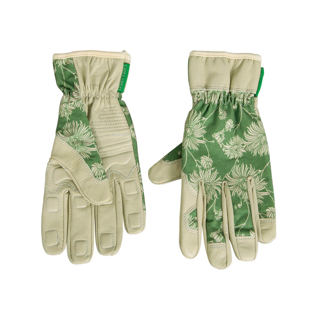 Laura Ashley Kimono Olive Heavy Duty Glove