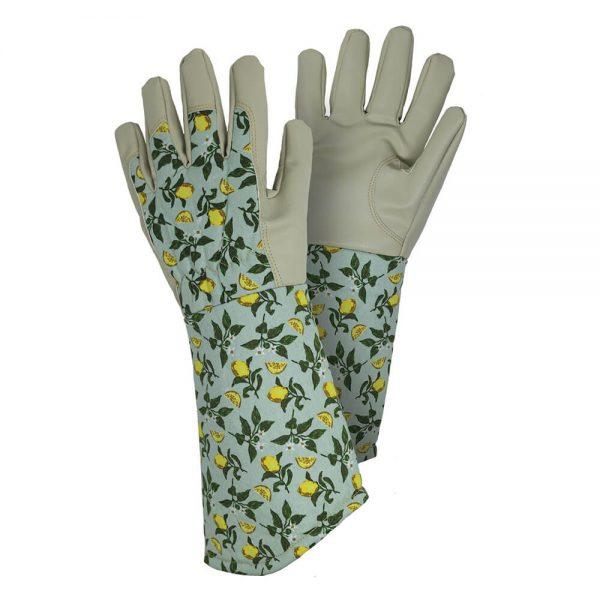 Sicilian Lemon Gauntlet Glove