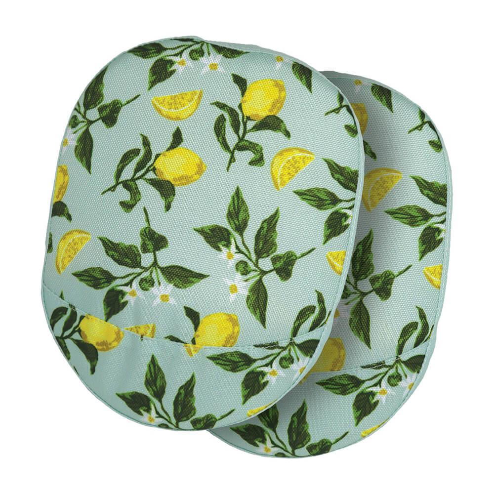 Sicilian Lemon Knee Pads