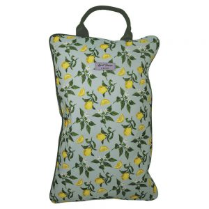 Sicilian Lemon Kneeler Cushion
