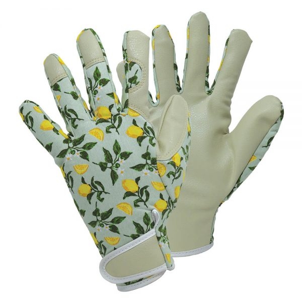 Sicilian Lemon Lady Gardner Glove