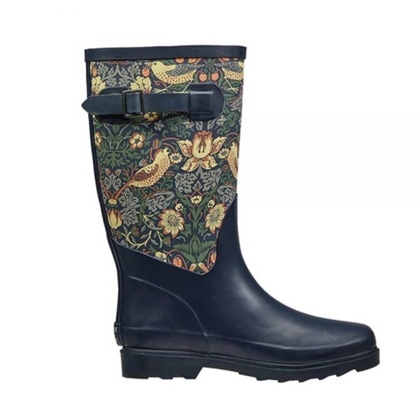 Strawberry Thief Wellington Boot