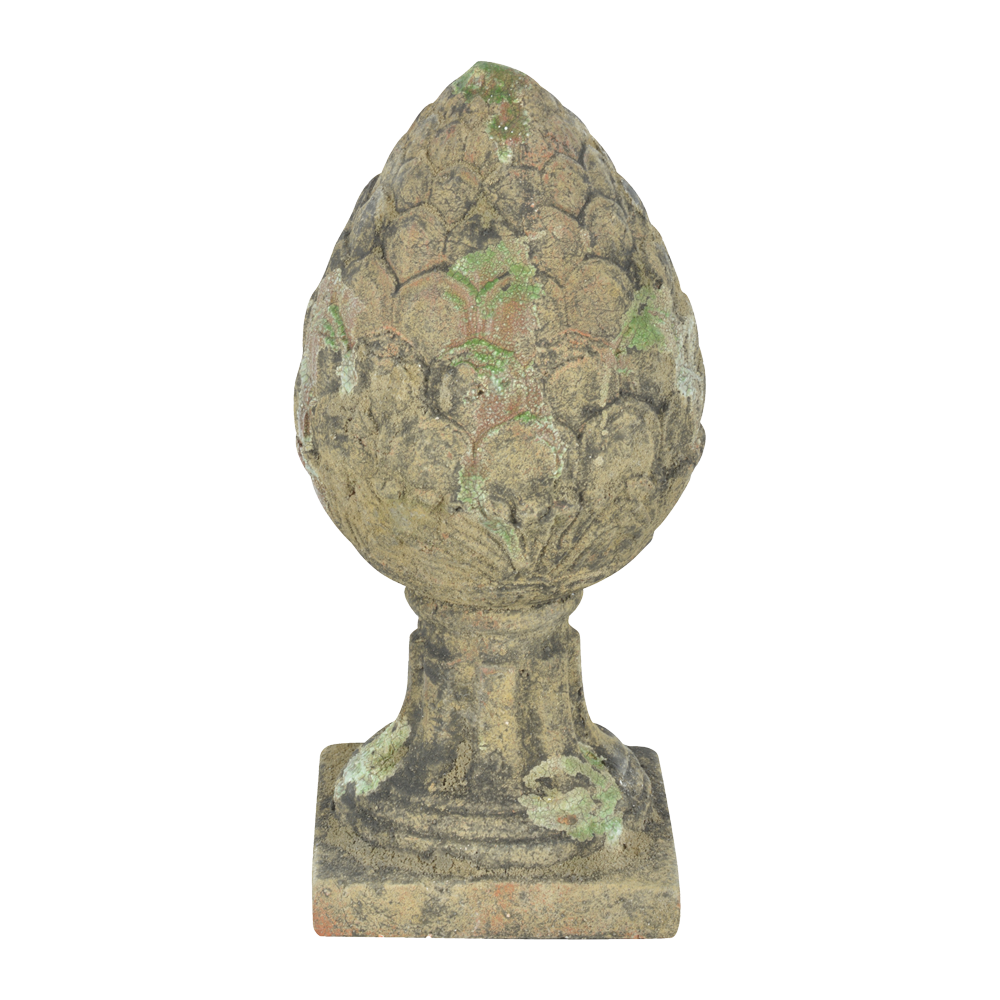 Finial Pinecone Moss – Large