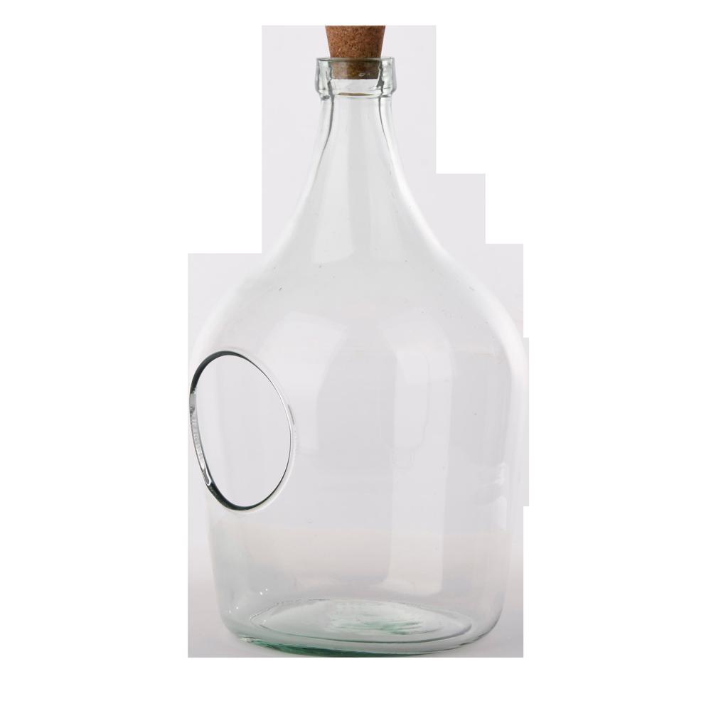 Open terrarium bottle – 3 litre