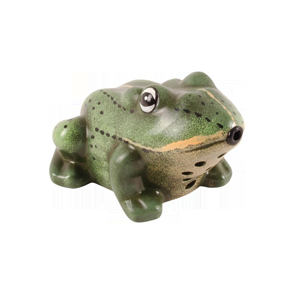 Warning Frog