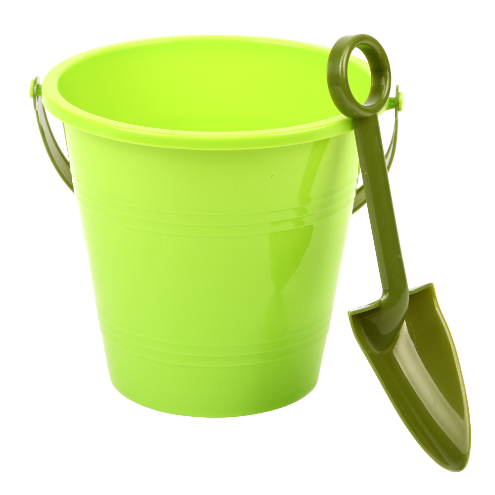 Children's Bucket with Shovel
