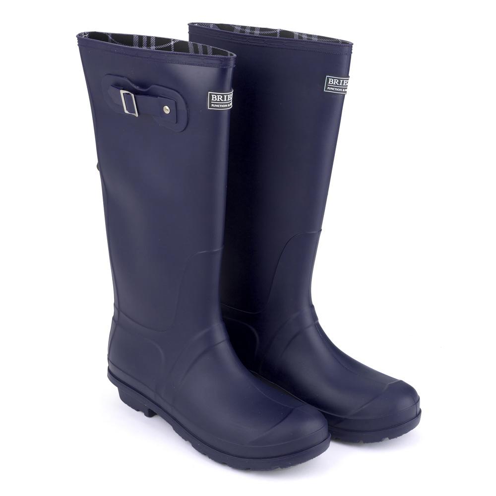 Wellington Boot Blue