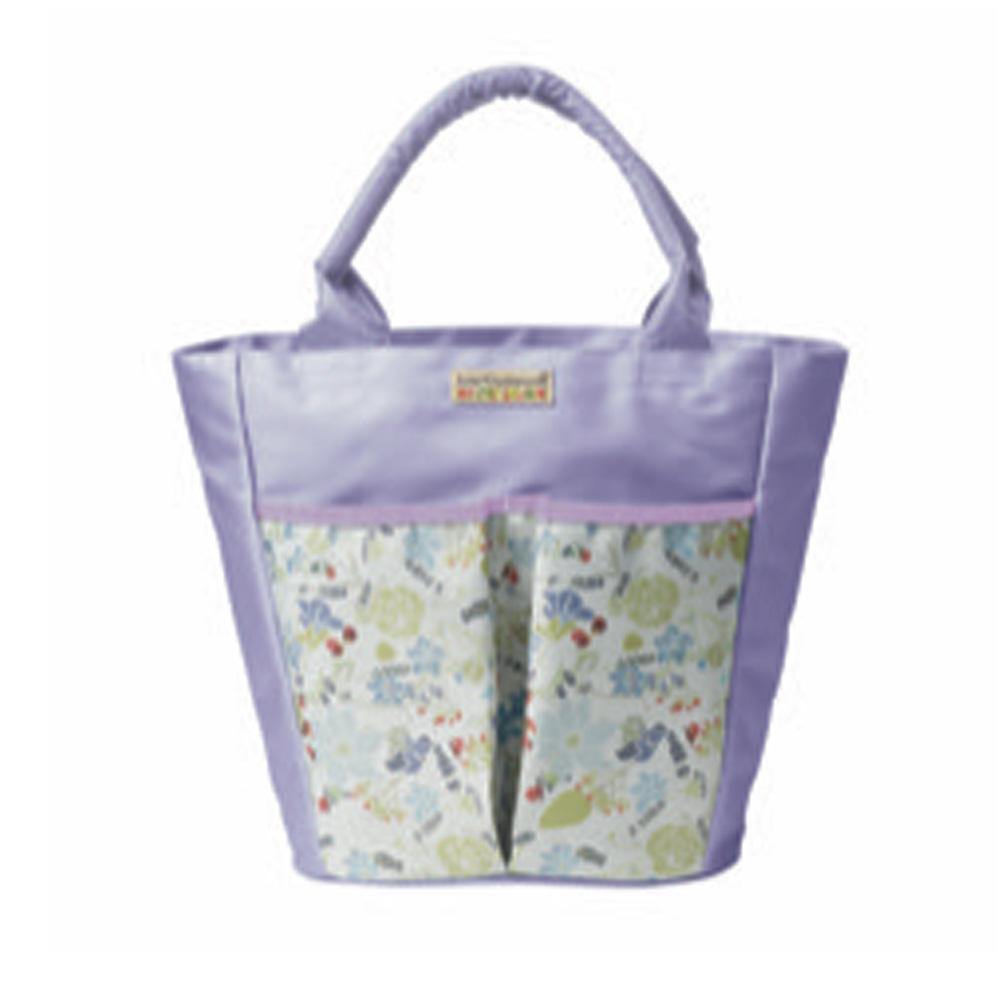 Lavender Garden Bag