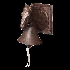 Doorbell Horse Head