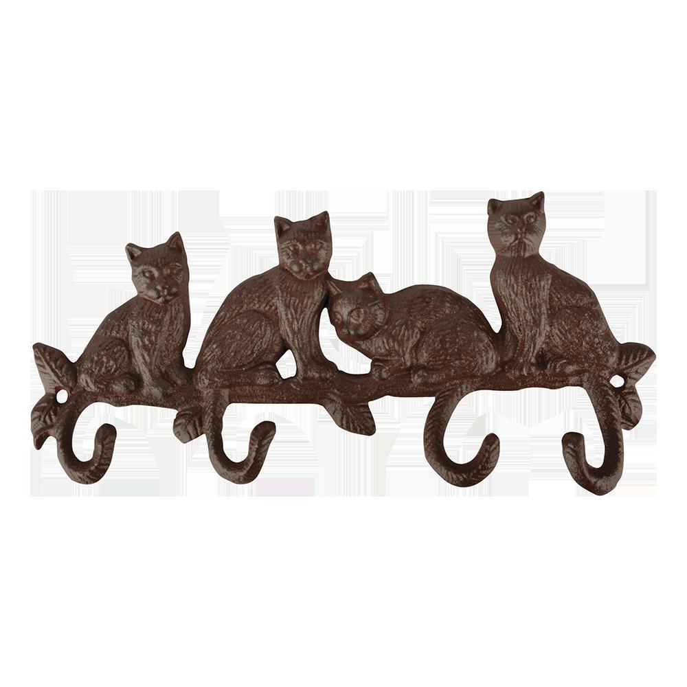 Cat tail hooks