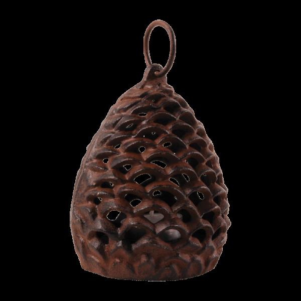 Pinecone Lantern L